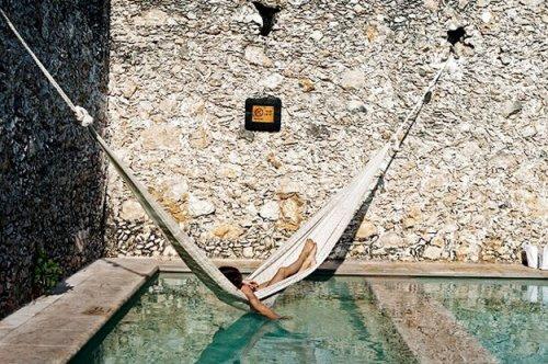 Отличные гамаки для комфортного отдыха (27 фото)