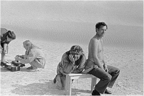Закулисье легендарных советских фильмов (20 фото)