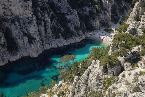 Райские уголки с прозрачной водой (33 фото)