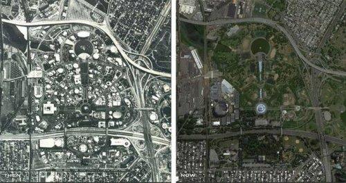 Disneyland тогда и сейчас (31 фото)
