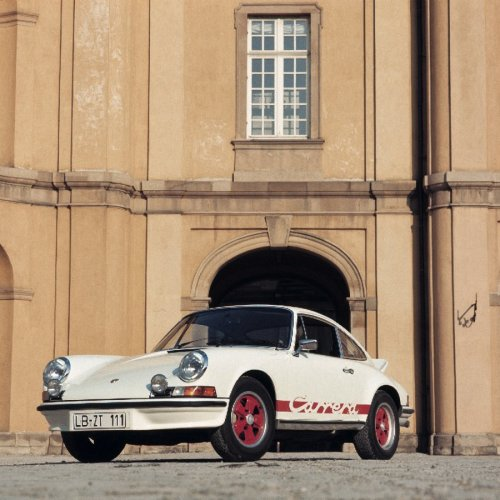 История развития Porsche в моделях (26 фото)