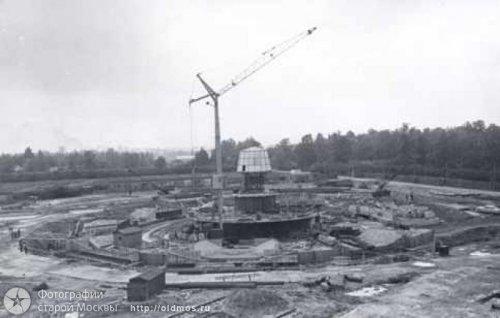 Строительство Останкинской телебашни: экскурс в прошлое (18 фото)