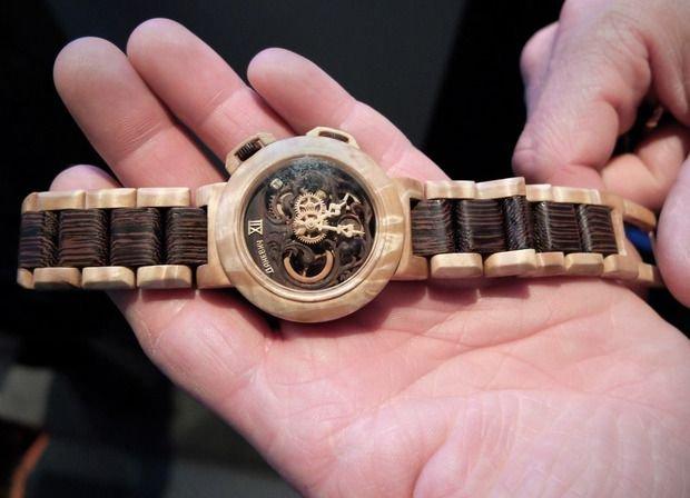 Часы из дерева своими руками наручные часы 88