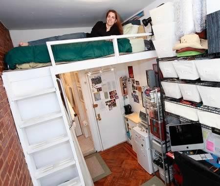 Прекрасные миниатюрные дома (8 фото + текст)