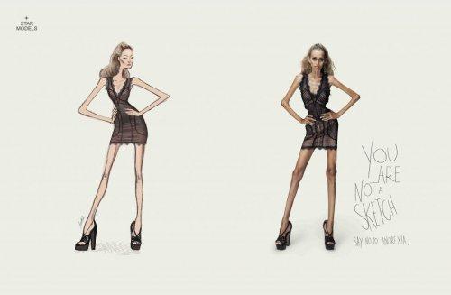 Лучшие образцы печатной рекламы за апрель (20 фото)