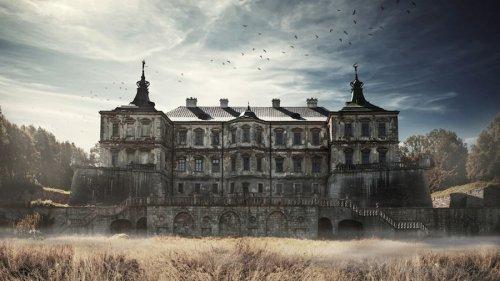 Самые восхитительные заброшенные замки (13 фото)