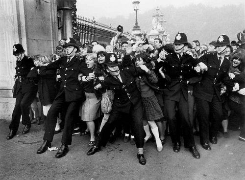 The Beatles в фотографиях (25 шт)