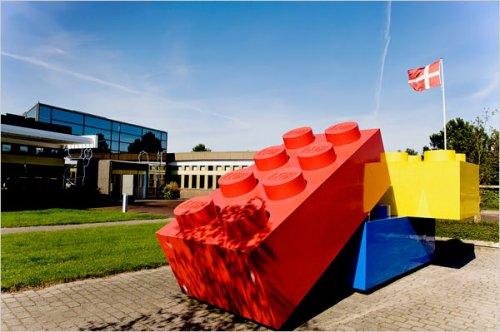 Процесс производства конструктора LEGO (31 фото)