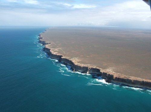 Скалы Бунда в Австралии: Край мира?