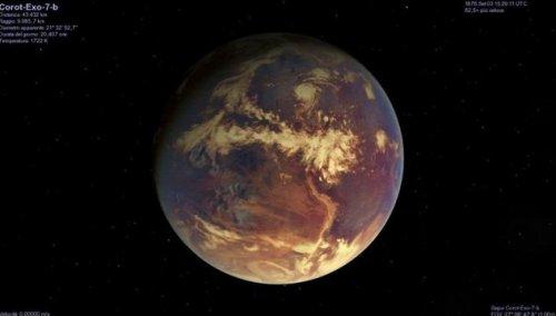 10 Ужасающих планет, на которых вы бы не хотели оказаться