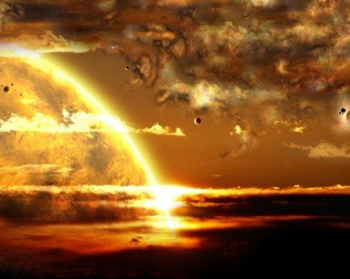 10 planetas terroríficos que no querrías ser