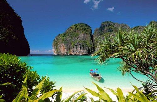 Лучшие острова для отдыха (10 фото)