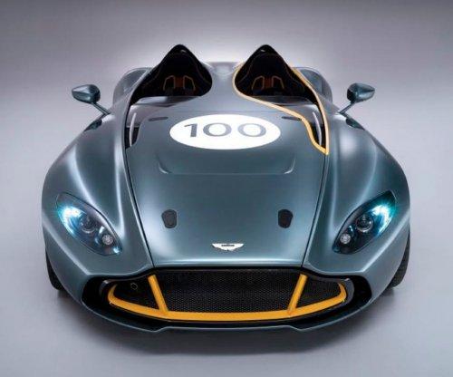 Концепт Aston Martin 6.0L V12 Speedster (28 фото)
