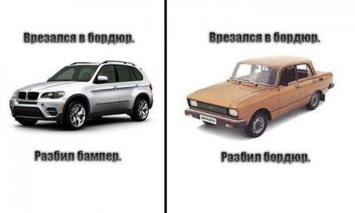 Прикольный автомобильный юмор (37 фото)