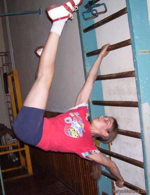 Встречайте Варю Акулову, самую сильную девушку в мире