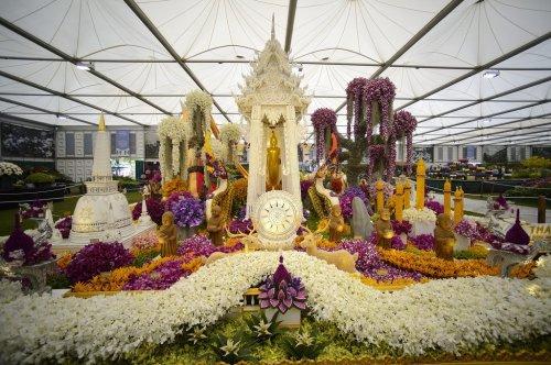 Цветочная выставка Chelsea Flower Show 2013 (29 фото)