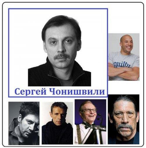 Чьими голосами говорят герои зарубежных фильмов (7 фото)