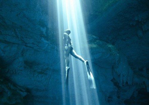 Подводное плавание в сенотах Юкатана (9 фото)