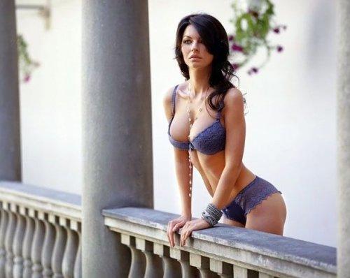 Украинская модель Марина Листопад (13 фото)