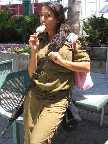 Девушки израильской армии 34 фото
