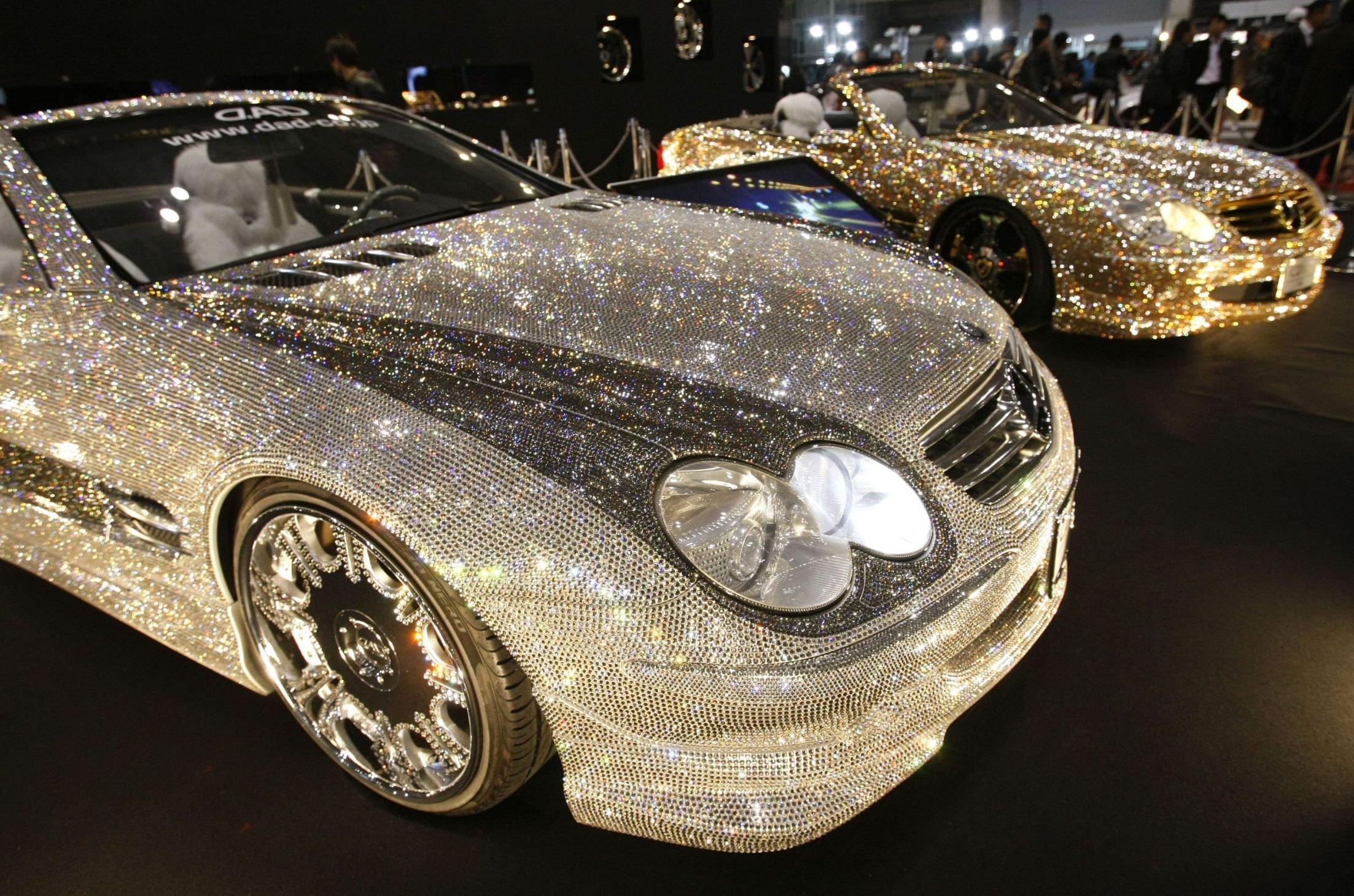 этом картинки машин блестящих перил