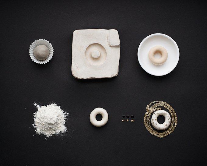 Кондитерская бижутерия от студии Tadam! (9 фото)