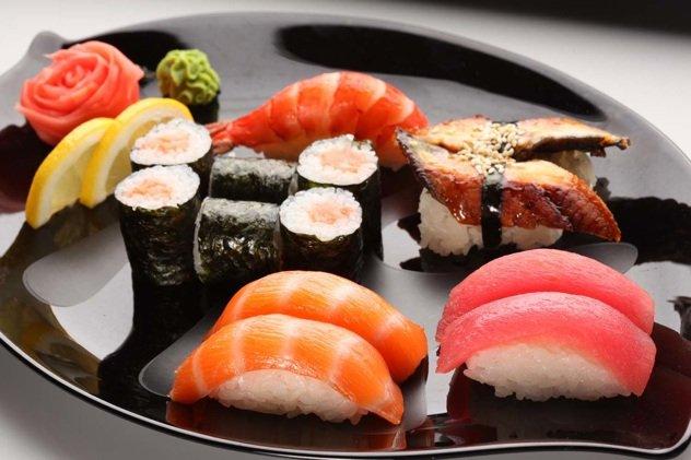 10 Странных историй о еде