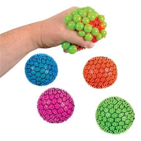 10 Самых классных мячиков для снятия стресса