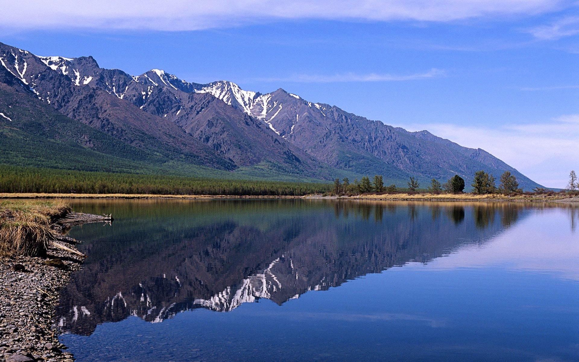 Красивые водные пейзажи