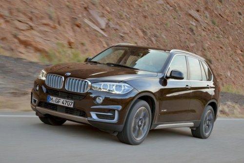 BMW X5 2014 (30 фото)