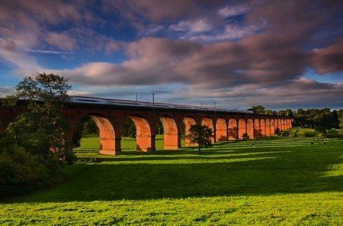 Железная дорога в фотопроекте Робина и Талиесина Кумз (18 фото)