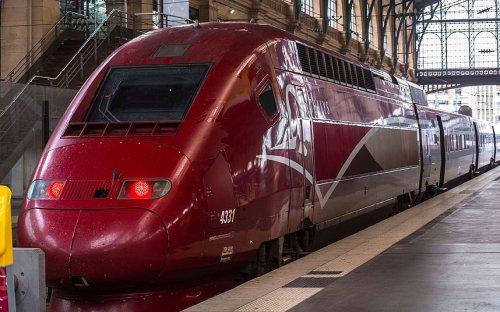 11 Самых скоростных поездов в мире