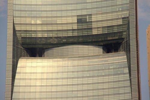 «Перл Ривер Тауэр» – самый энергоэффективный небоскрёб