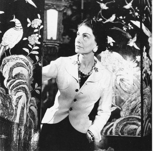 Легендарная Коко Шанель и её высказывания (14 фото)
