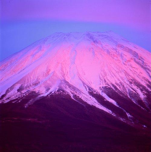 Красота и величие Фудзиямы в фотографиях Юкио Охиямы (15 шт)