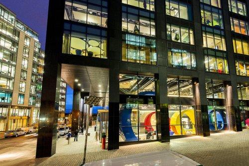 Офис Google в Дублине (35 фото)
