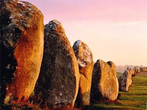 10 Таинственных доисторических мест со всего мира