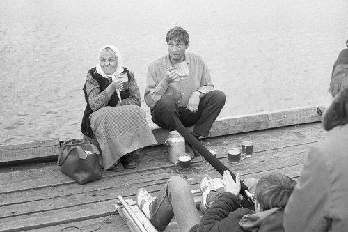 Закулисье легендарных советских фильмов (22 фото)