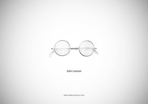 Знаменитые очки в проекте Федерико Мауро (20 фото)