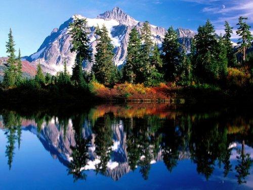 Красивые водные пейзажи 23 фото