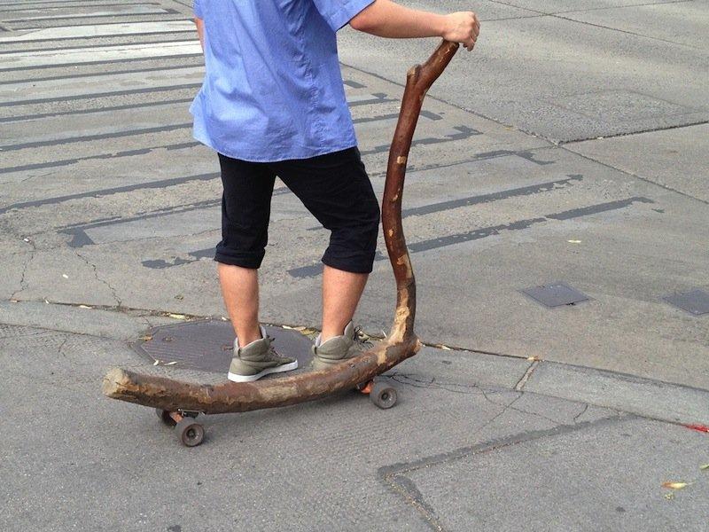 Как сделать себе скейт