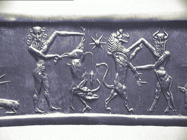 gilgamesh tell us about the worldview of the mesopotamians Cuneiform was used to record literature such as the epic of gilgamesh—the cuneiform from mesopotamia what the object can tell us today about.