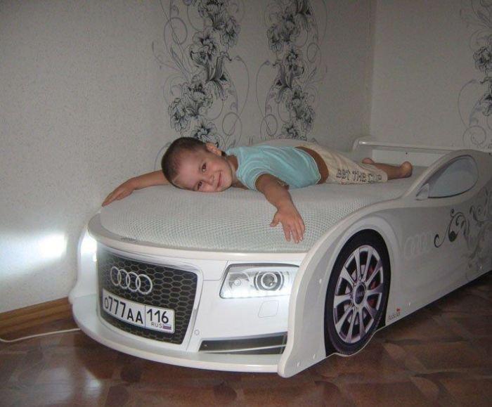 Смешные детские картинки с машиной, марок
