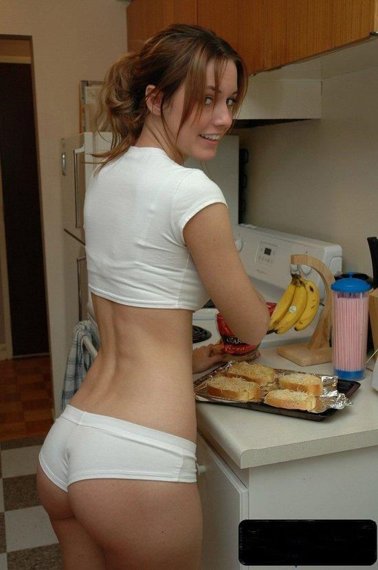 Секс с аппетитной цыпочкой 25 фотография