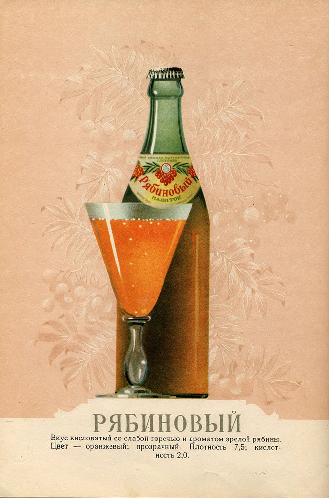 Напитки ссср в картинках