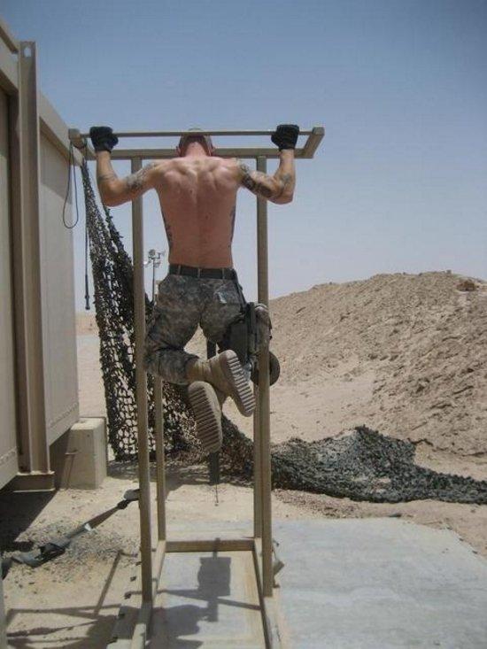 Люди, которые строят своё тело (26 фото)