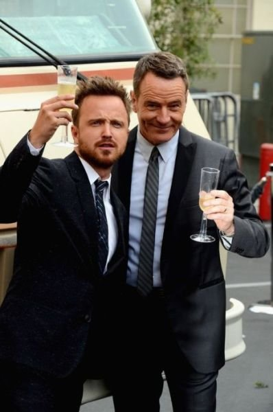 ��������� �� ������ ��������� ����� ����������� Breaking Bad (14 ����)