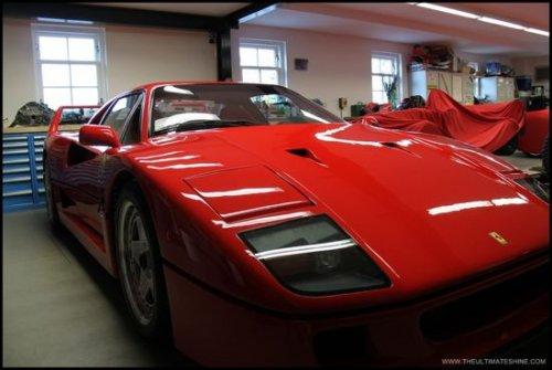 Самая дорогая мойка автомобиля по ошеломляющей цене в 150 000 долларов