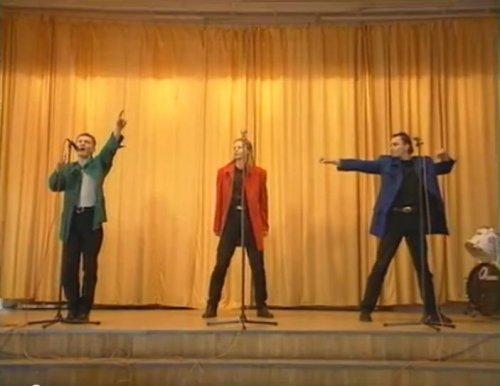 Иванушки International в далёком 1996-ом