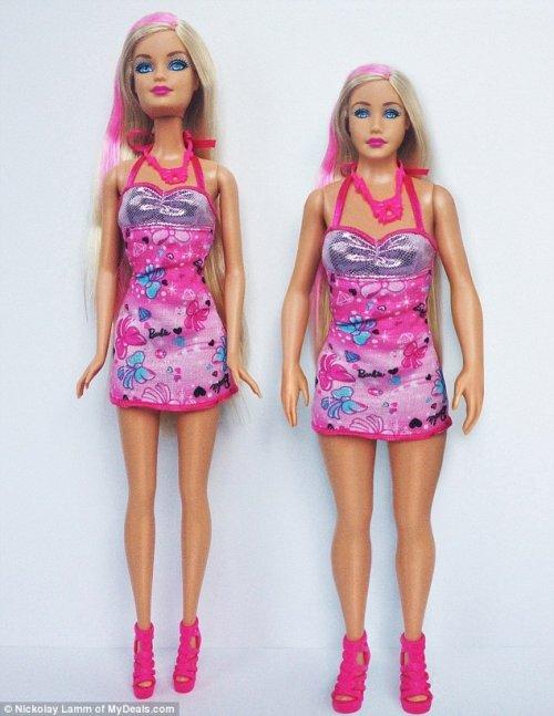 Барби в обычной жизни